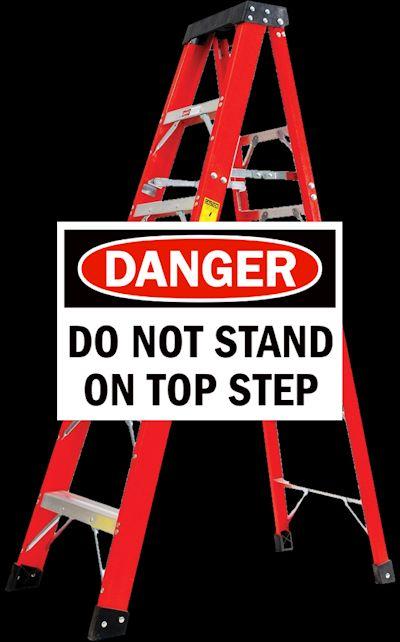 Ladder Safety Tip
